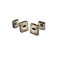cufflinks - brown 5mm