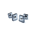 cufflinks - grey 5mm